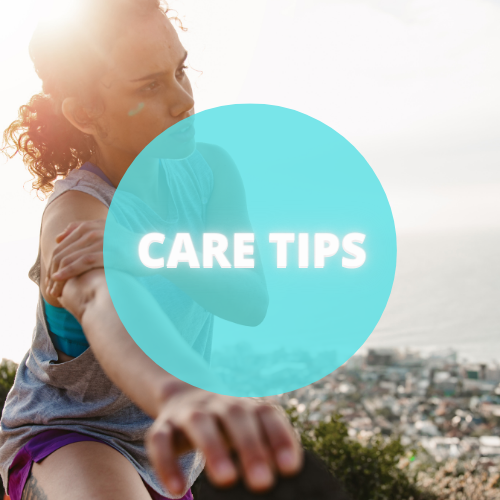 Athlete Care tips